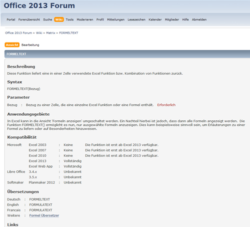 Office 2013 Forum