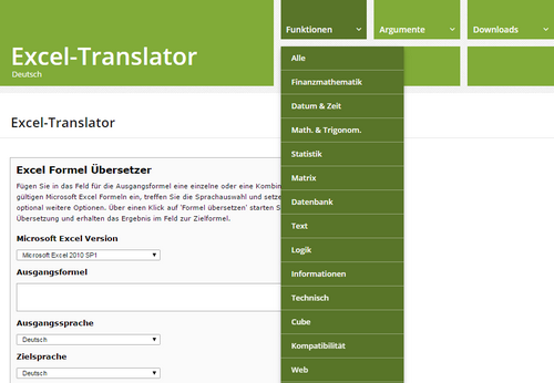 Excel-Translator