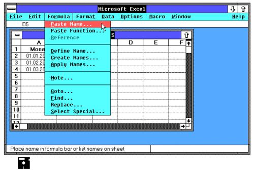 Microsoft Excel 2.01